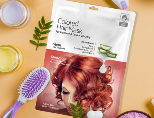 Lindsay Colored Hair Mask is unbelievable